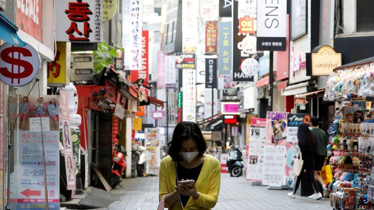 L'économie sud-coréenne a enregistré entre avril et juin2020 sa pire contraction trimestrielle depuis… 1998.