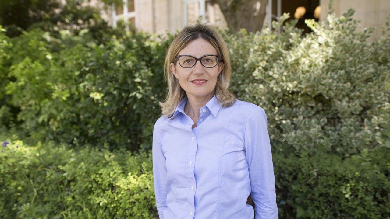 Frédérique Ladet n'est entrée en politique qu'en 2017.