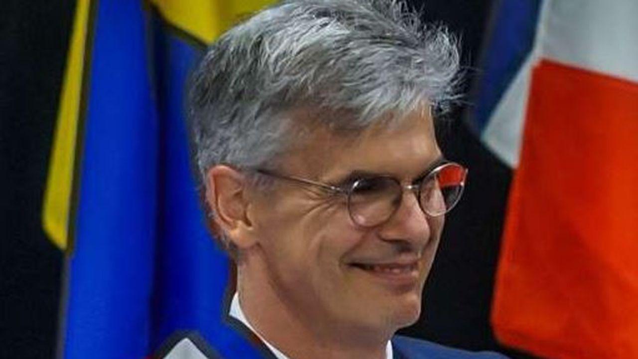 Christophe Arminjon a été élu président de Thonon Agglomération.