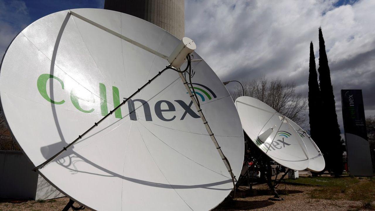 Cellnex est la première société d'infrastructures télécoms en Europe, avec un parc de plus de 40.000 tours dans 8 pays dont la France.