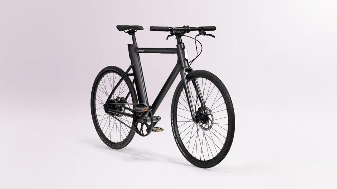 L'entreprise a lancé le mois dernier la troisième version de son vélo électrique.
