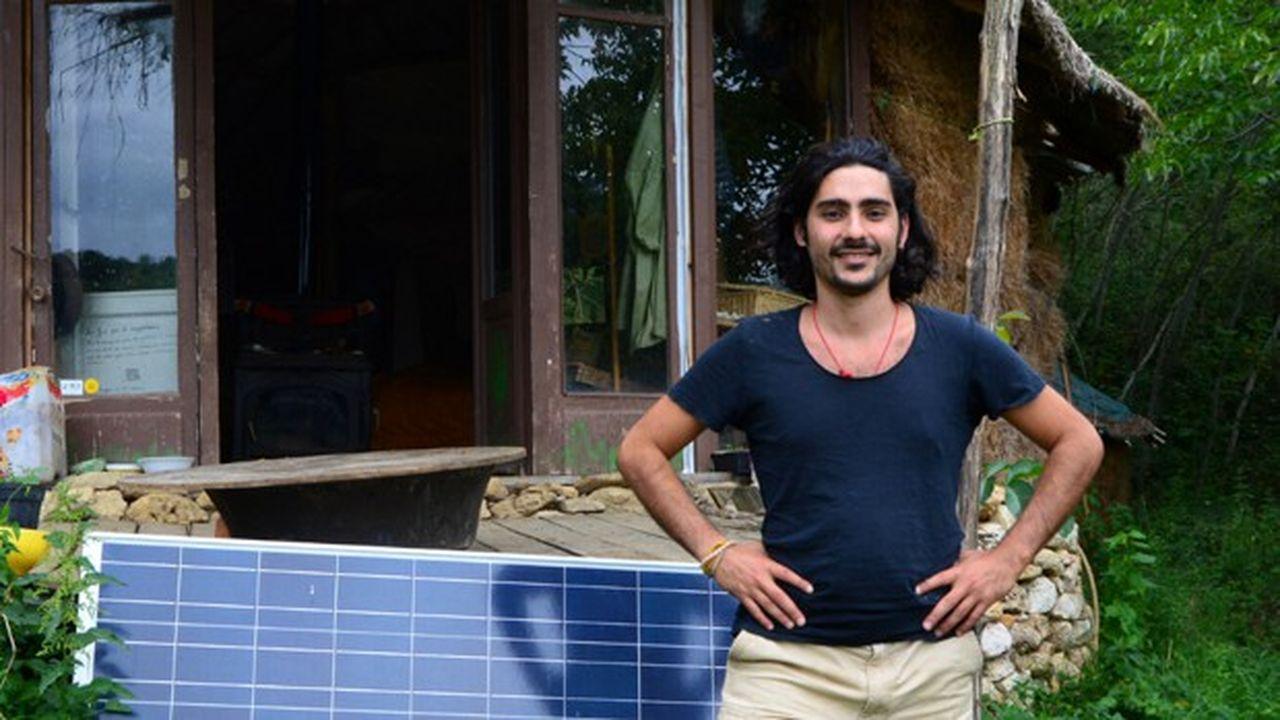 Jonathan, 33 ans, habite à une trentaine de kilomètres de Brive-la-Gaillarde, en Corrèze.