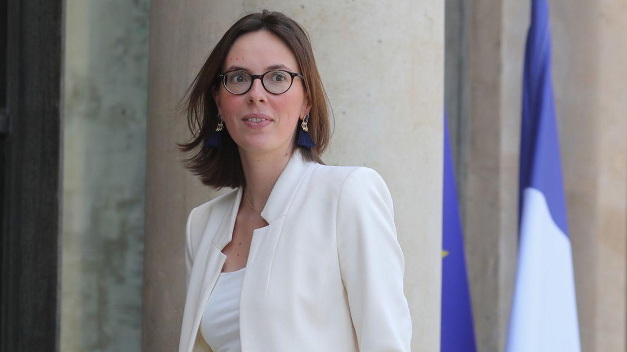 Amélie de Montchalin est la nouvelle ministre de la Transformation et de la Fonction publiques.
