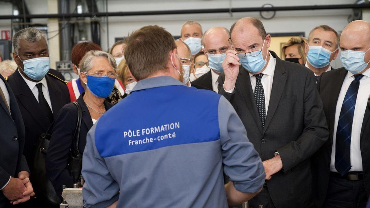 «Le gouvernement a décidé de mettre le paquet» pour l'emploi des jeunes, a martelé ce jeudi depuis Besançon le Premier ministre en détaillant les mesures du plan jeunes.