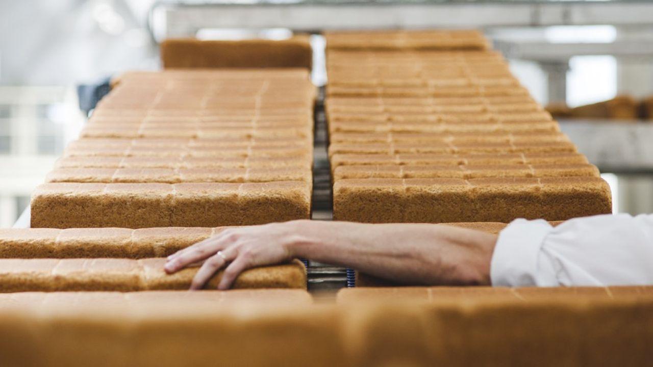 Harrys augmente pour la cinquième fois en quinze ans ses capacités de production de pain de mie en France.