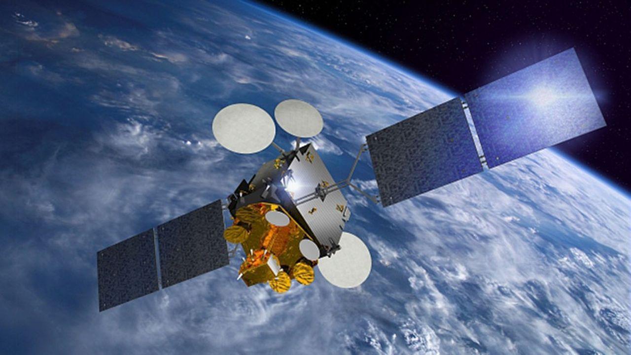 Le satellite franco-italien Athena Fidus avait été approché par un satellite russe en 2017.