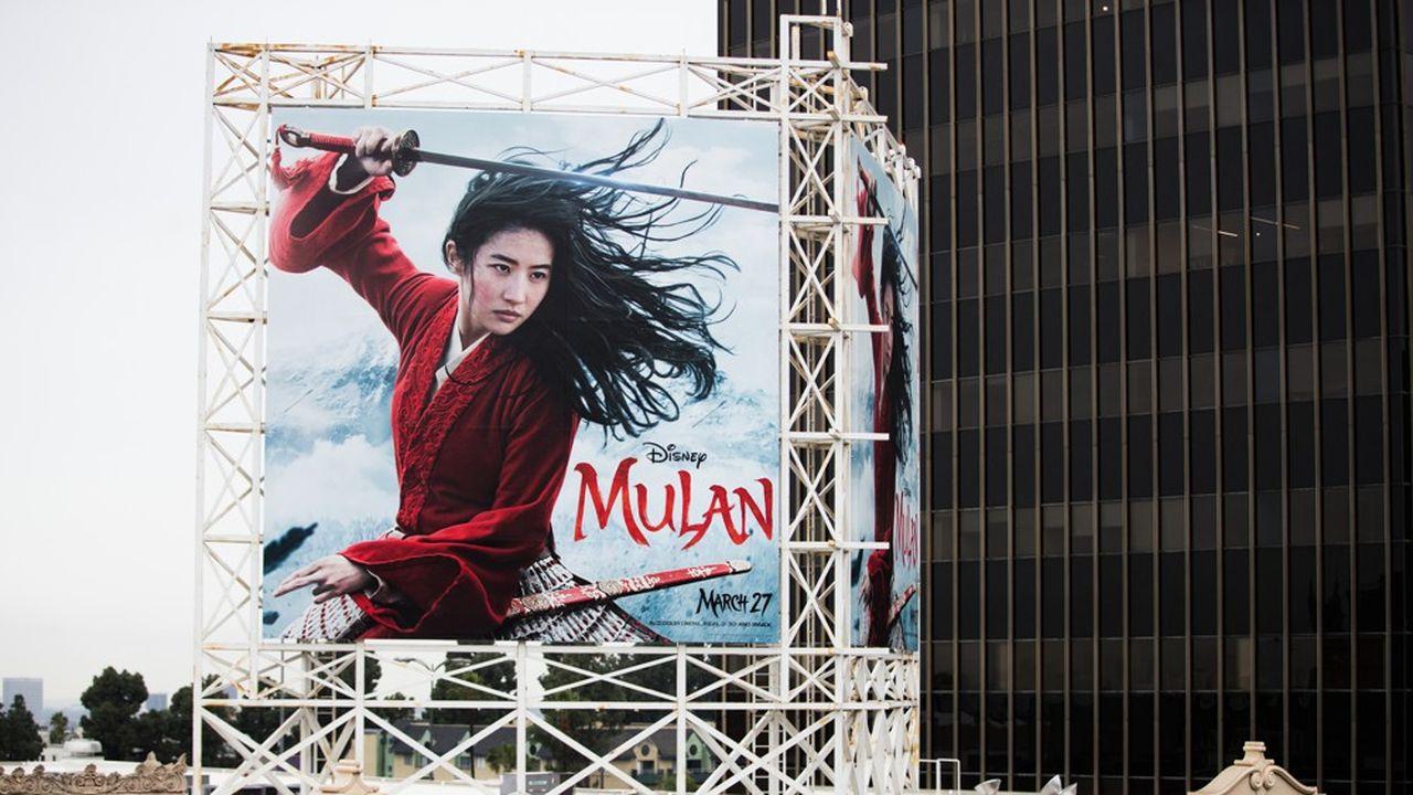 Initialement prévue le 27mars dernier aux Etats-Unis, la sortie de «Mulan», une version en prise de vue réelle du dessin animé de 1998, avait déjà fait l'objet de trois reports