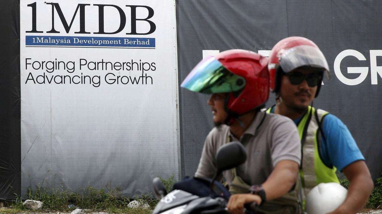 Un accord a été conclu entre la Malaisie et la banque Goldman Sachs impliquée dans un vaste scandale politico-financier autour du fonds souverain malaisien 1MDB.