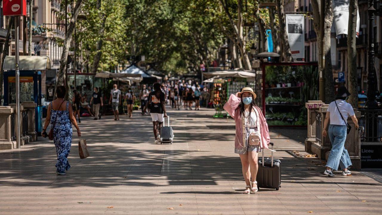 Plus de 1.000 cas sont recensés en Espagne depuis trois jours.