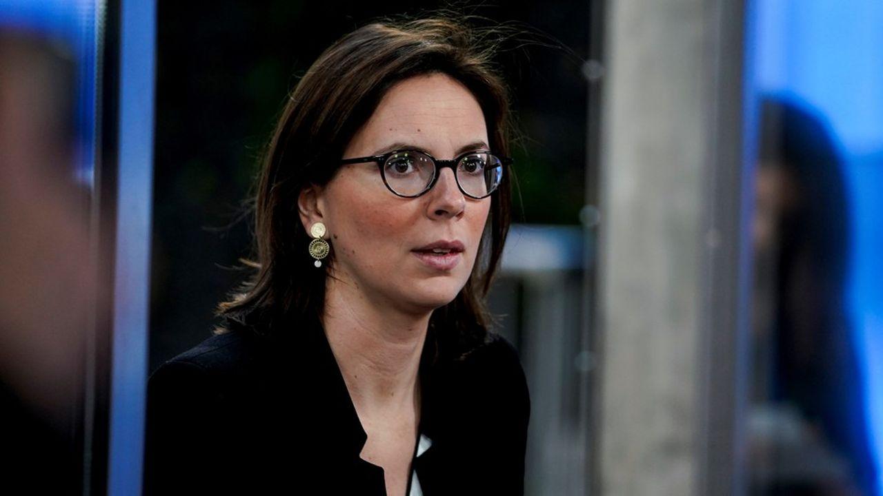 Amélie de Montchalin, ministre de la Transformation et de la Fonction publique.