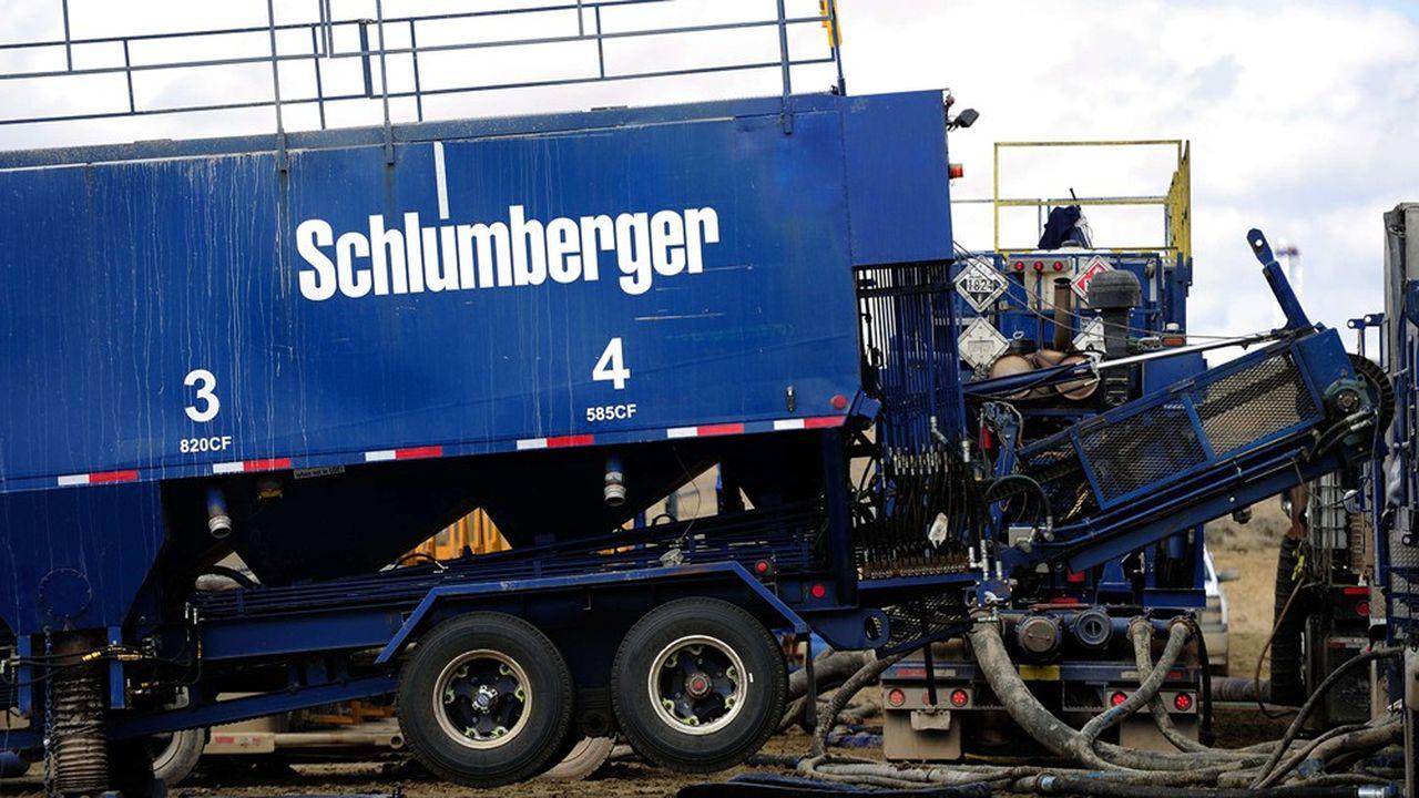 Le géant des services pétroliers Schlumberger prévoit la suppression de 21.000 emplois dans le monde.
