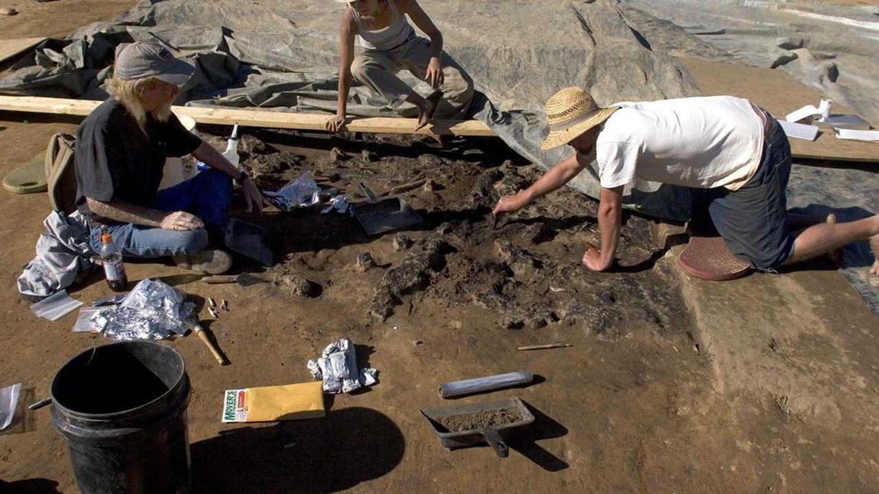 Des archéologues ont découvert des outils en pierre taillée qui dateraient de plus de 30.000 ans (photo d'illustration).