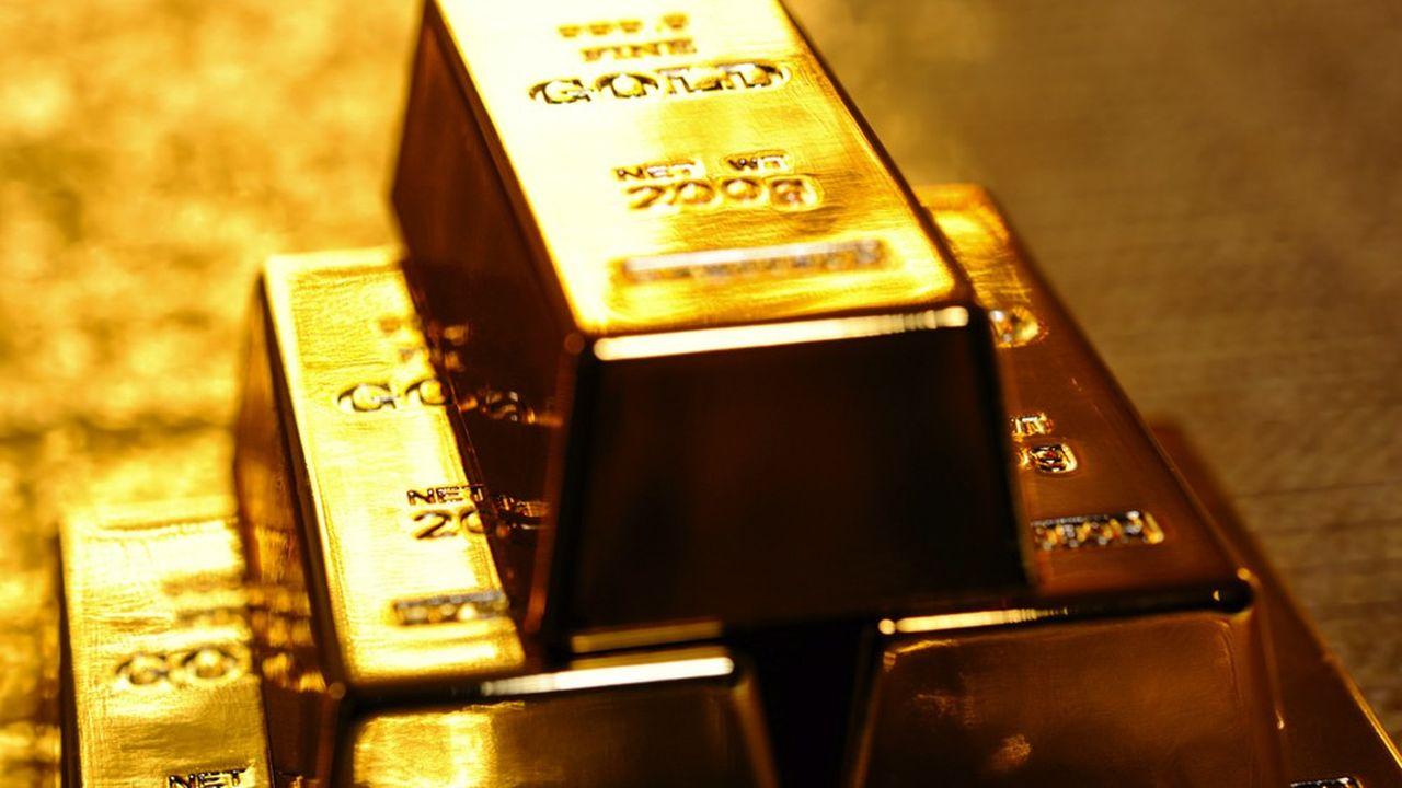 Depuis le début de l'année, l'or a bondi de 25%.