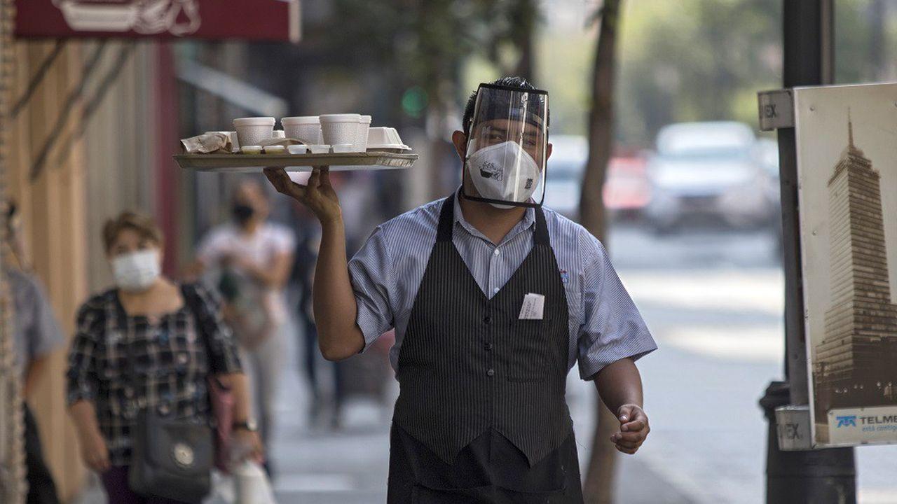 Le Mexique fait désormais partie des 10 pays les plus touchés au monde