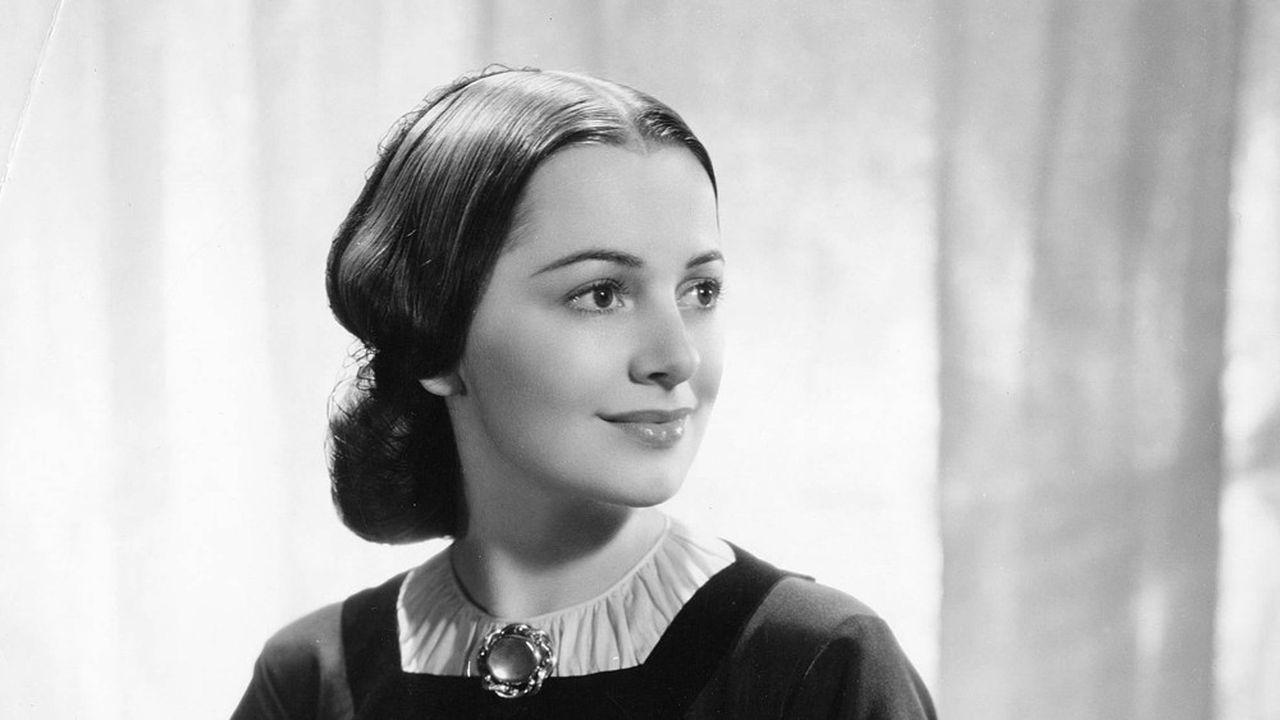Olivia de Havilland dans «Autant en emporte le vent» (1939)