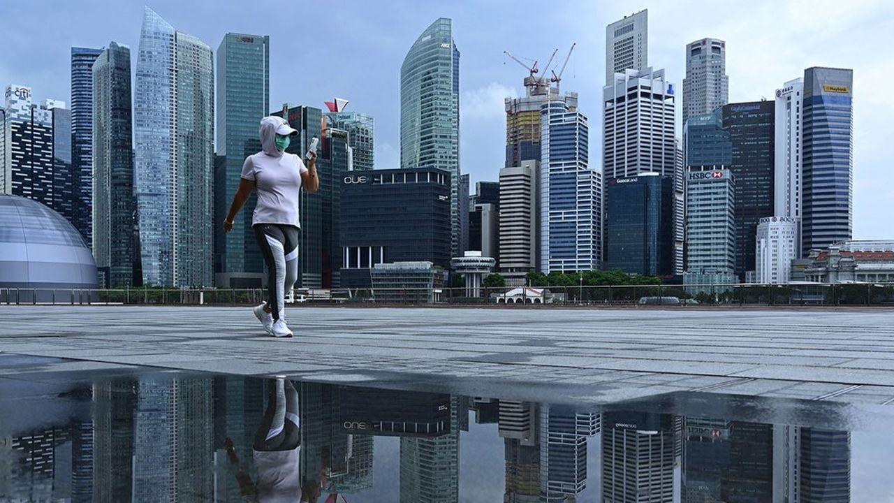 Face aux risques de sanctions américaines, les banques à Hong Kong ont commencé à passer leur bilan au filtre.