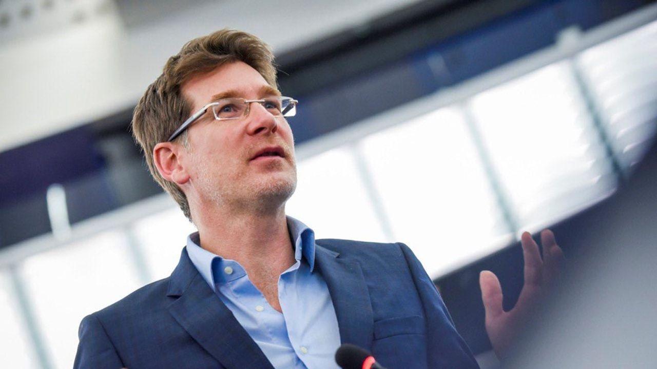L'eurodéputé écologiste Pascal Canfin