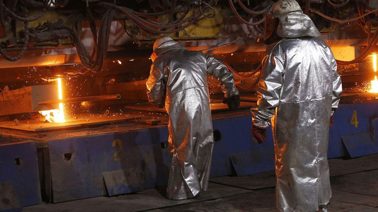 Vu de l'espace, l'industrie lourde mondiale tourne en ce moment à 75% de l'activité qu'elle avait début janvier, avant le déclenchement de la pandémie.