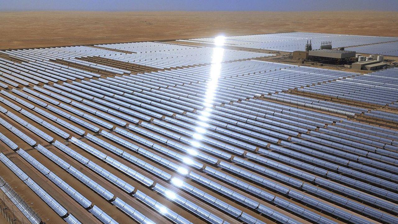 Le consortium a présenté l'offre la plus compétitive, avec un coût moyen de production de l'électricité de 13,5 dollars par mégawattheure (11,6 euros), soit un nouveau record mondial de prix.