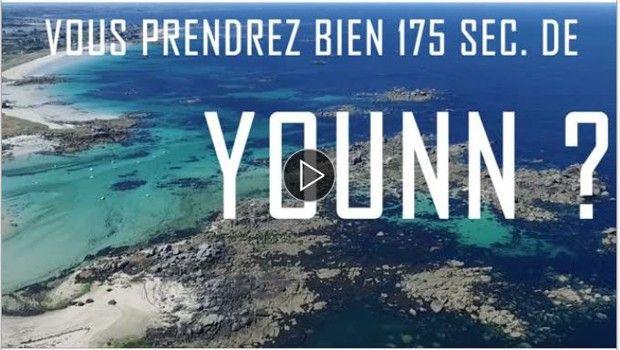 Dans la catégorie des CV vidéos, voici celle assez époustouflante du breton Younn Postec, à la recherche d'une alternance en RH.