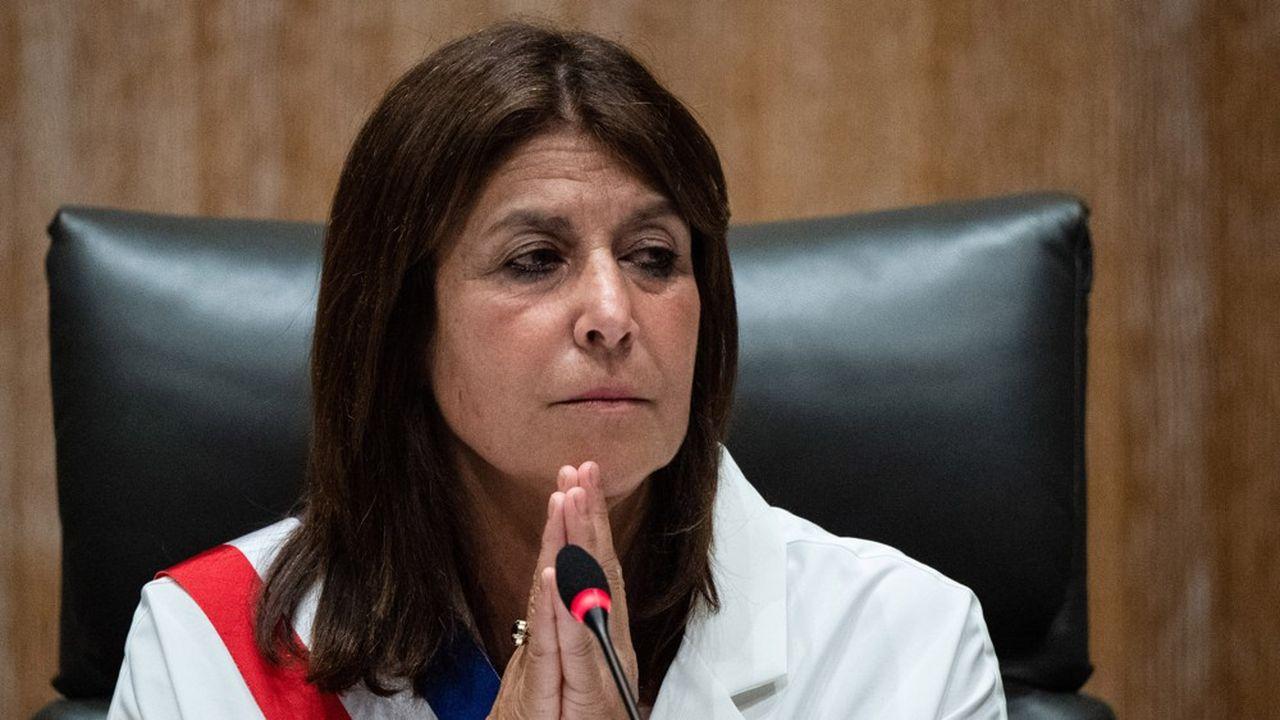 A la tête d'une coalition de gauche, l'écologiste Michèle Rubirola a succédé au LR Jean-Claude Gaudin à la mairie de Marseille.