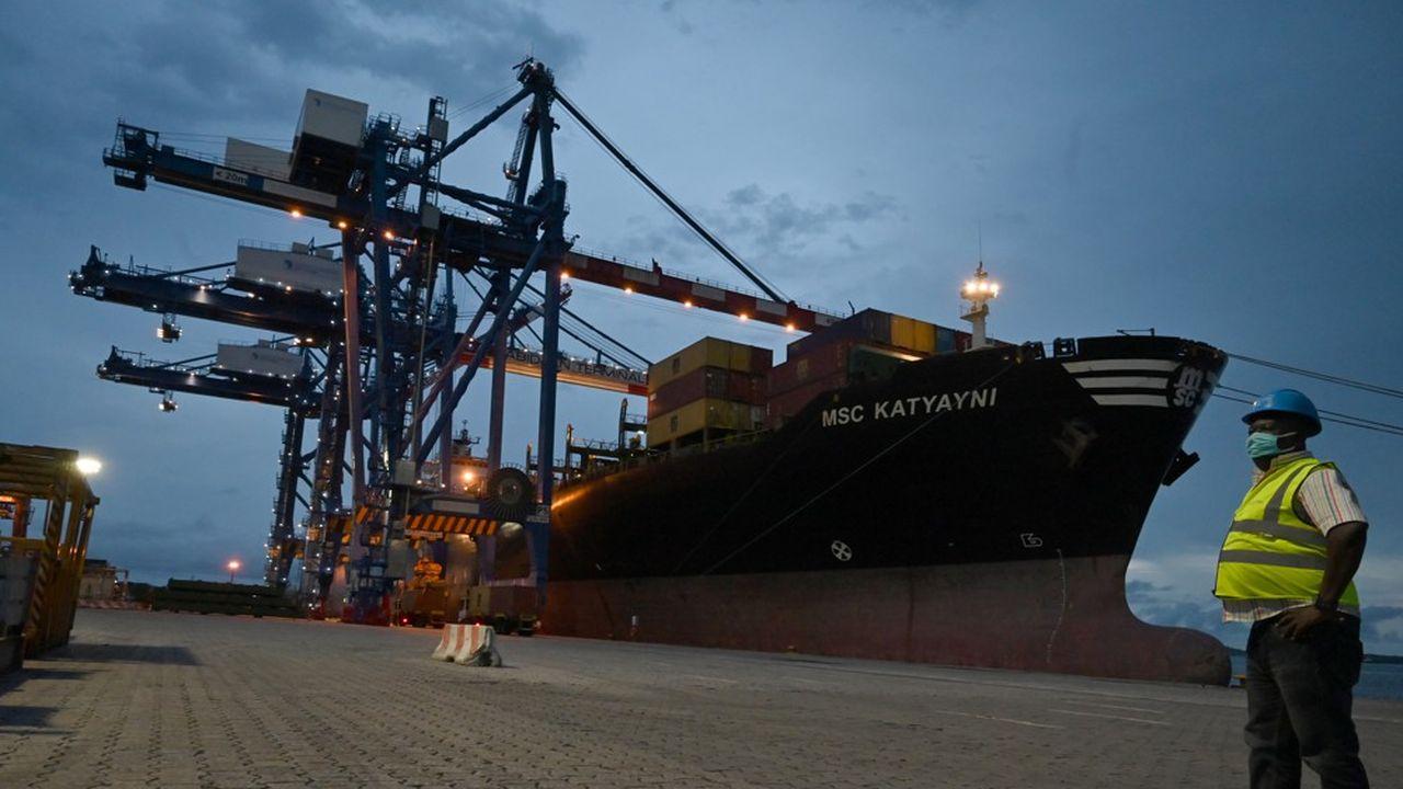 Le commerce intérieur africain est faible, comparé aux continents asiatique et européen.