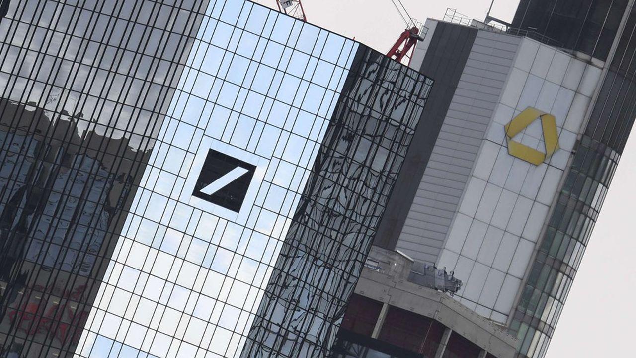 Les banques allemandes ont octroyé peu de prêts garantis, proportionnellement à l'enveloppe de 750milliards annoncée fin mars.