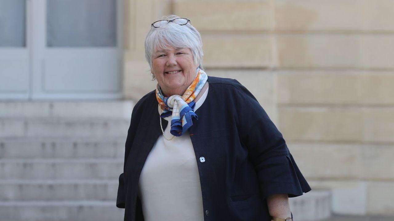 Jacqueline Gourault, la ministre de la Cohésion des territoires et des Relations avec les Collectivités territoriales, a présenté le 20juillet un «Pack rebond à destination des territoires d'industrie».