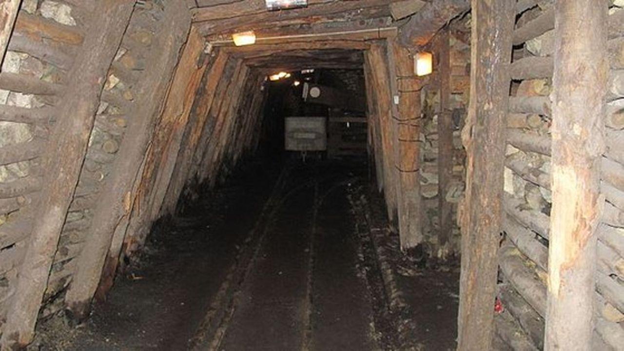 La Mine Témoin d'Alès compte 700 mètres de galeries