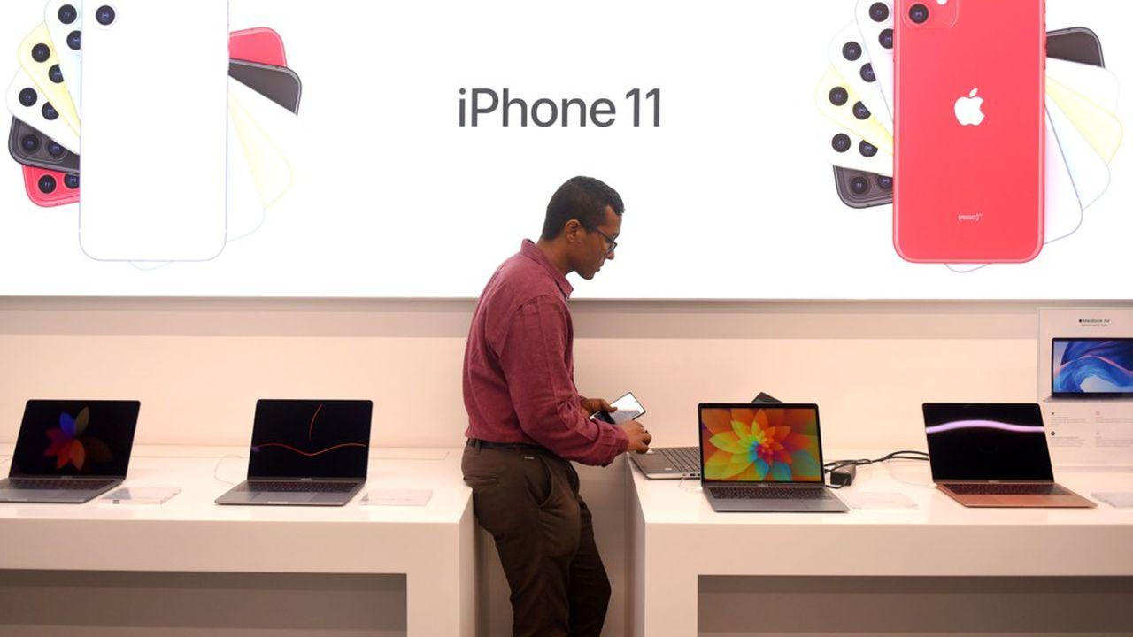 Jusqu'à maintenant, Apple ne produisait que des appareils d'entrée de gamme en Inde.