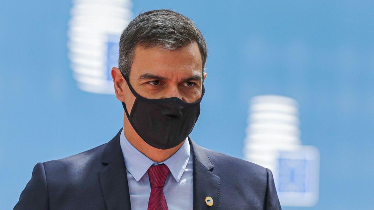 «Le gouvernement espagnol a admis que des erreurs avaient été commises dans la gestion de la pandémie la première fois.»