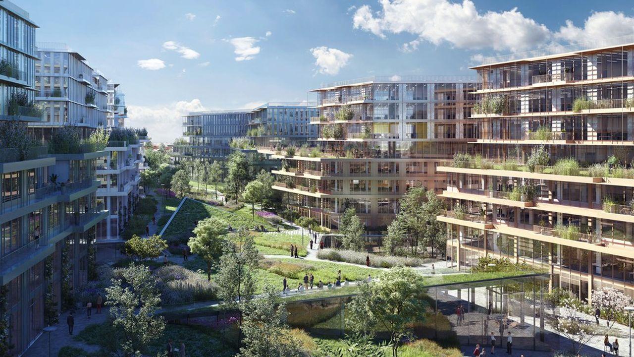 Nexity a confirmé la vente à SwissLife AM France à la fin de 2020 du futur éco-campus d'Engie à la Garenne-Colombe, dont la construction démarre. Il sera livré entre le deuxième trimestre 2023 et la fin de 2024.