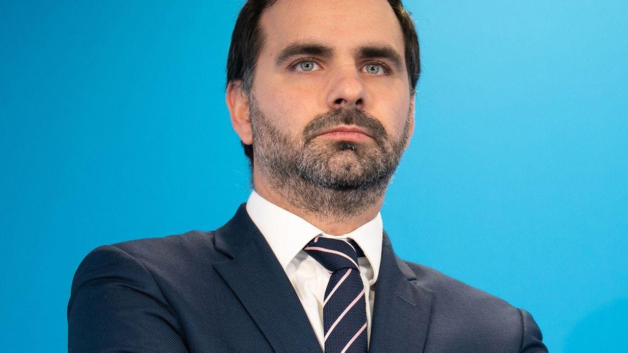 Laurent Saint-Martin est député LREM du Val-de-Marne.