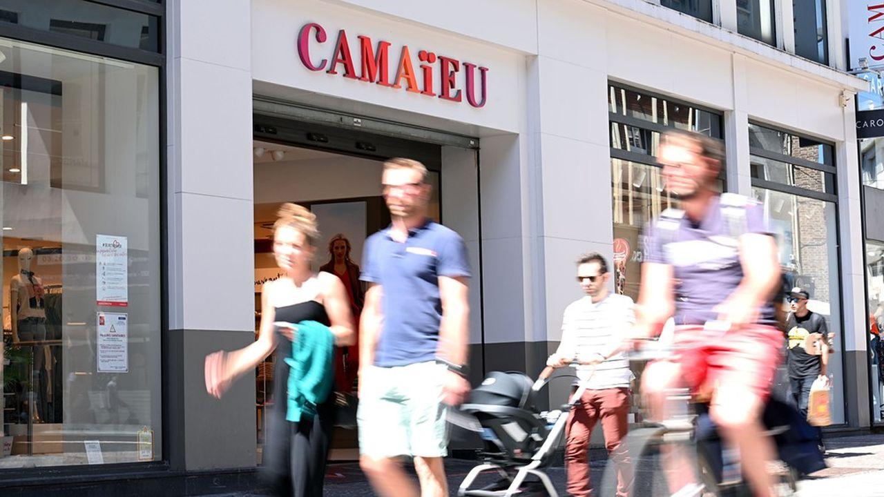La fermeture des magasins pendant deux mois a généré la perte de 162millions d'euros de chiffre d'affaires pour la chaîne de prêt-à-porter féminin.