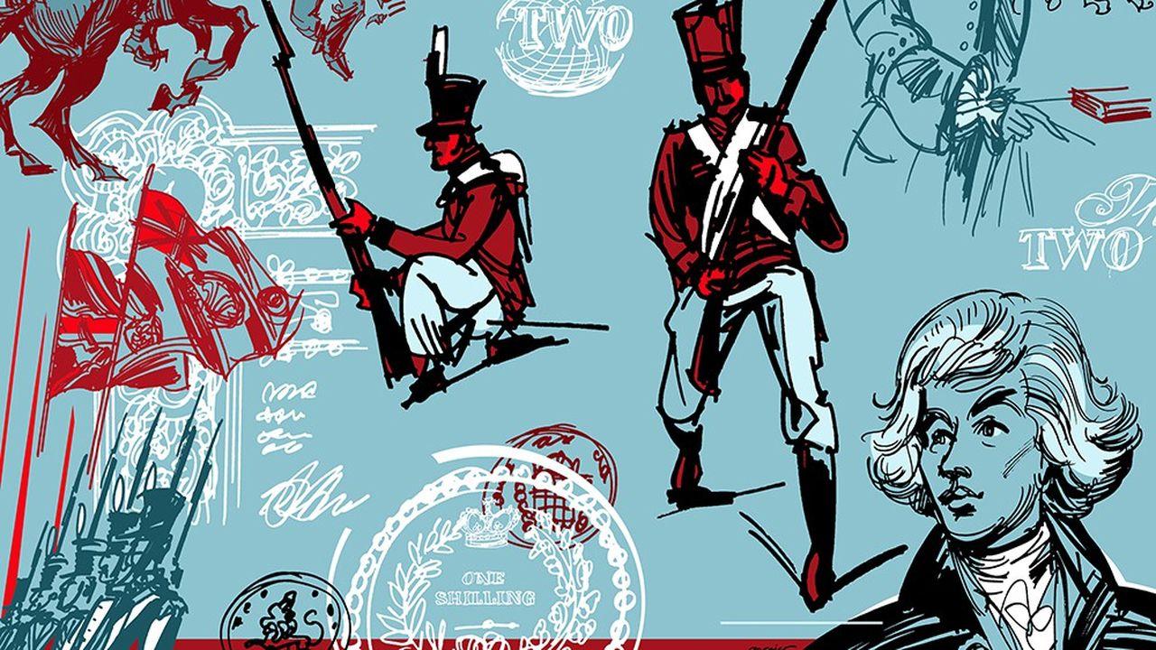 L'après-1815 : un siècle de convalescence pour la dette britannique.