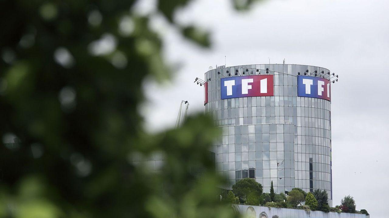 TF1 a vu ses revenus reculer de près de 23% sur un an lors des six premiers mois de l'année 2020