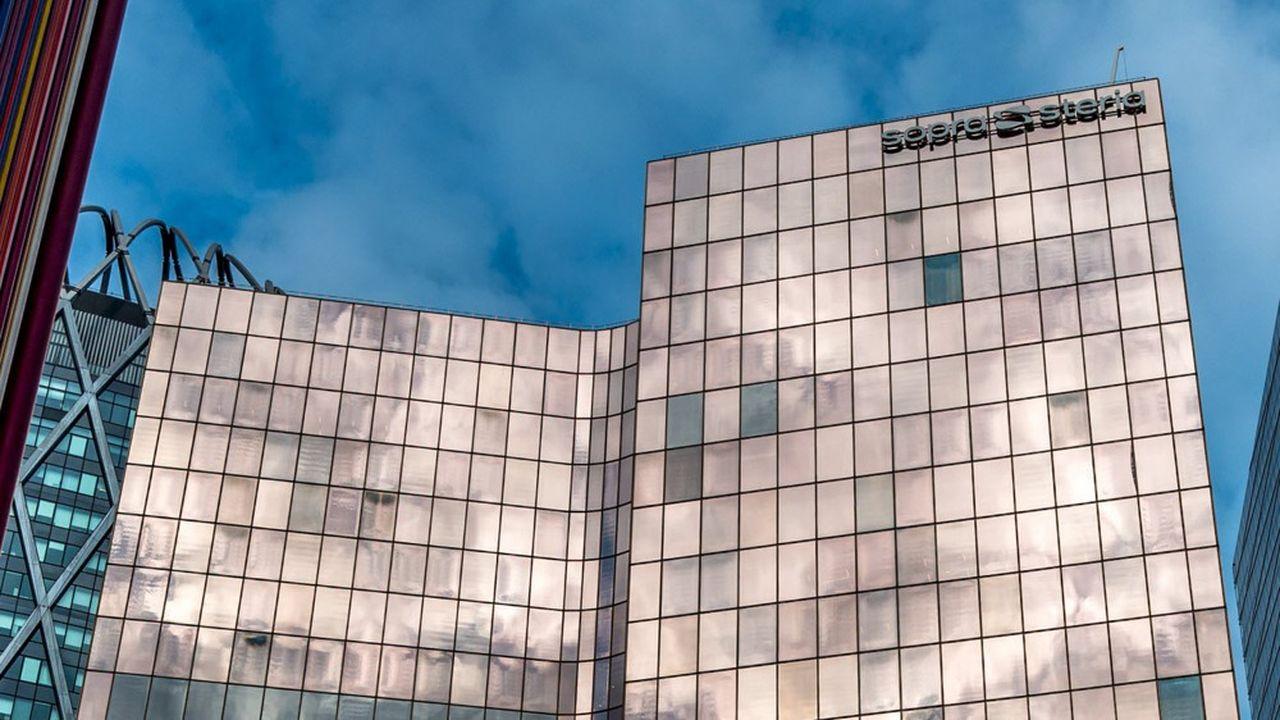 Sopra-Steria a fait état de résultats financiers en baisse pour la première partie de l'année.