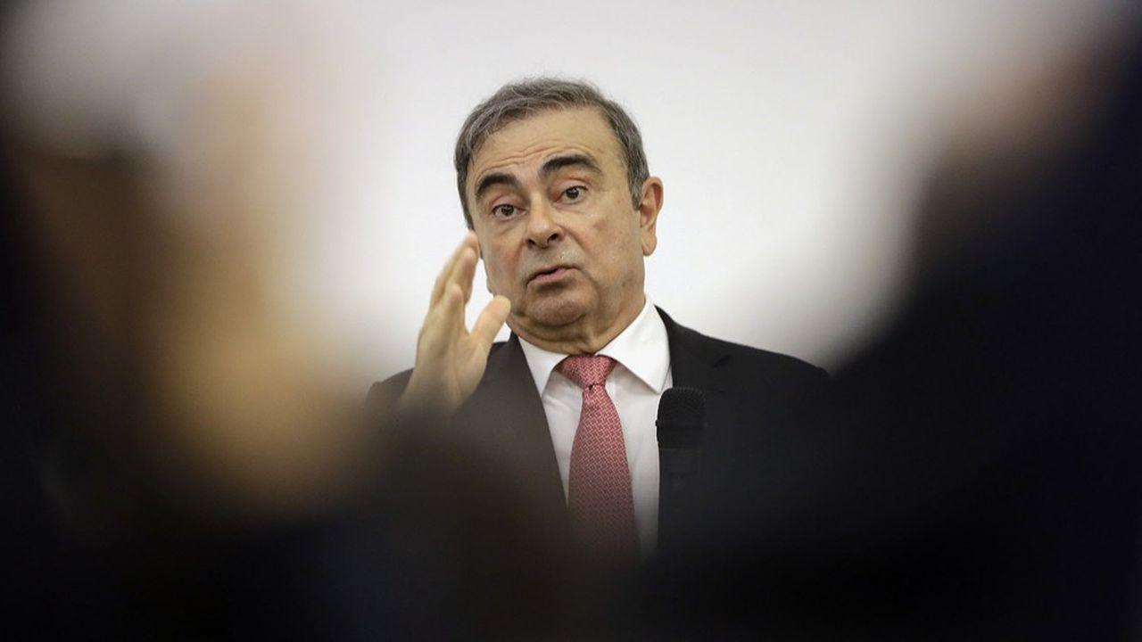 La démarche de l'ancien PDG de Renault-Nissan s'apparente, au choix, à une opération de communication millimétrée… ou à la détermination d'un homme à rétablir son honneur.