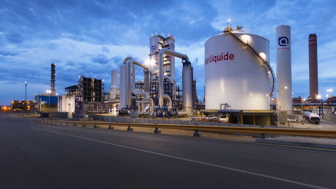 Air Liquide assurait déjà l'exploitation d'unités de production d'oxygène sur le site de Secunda