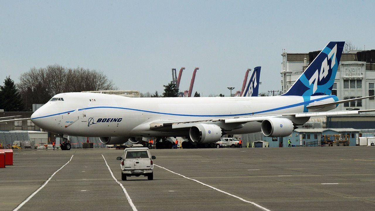 Le Boeing 747 était exploité depuis un demi-siècle.