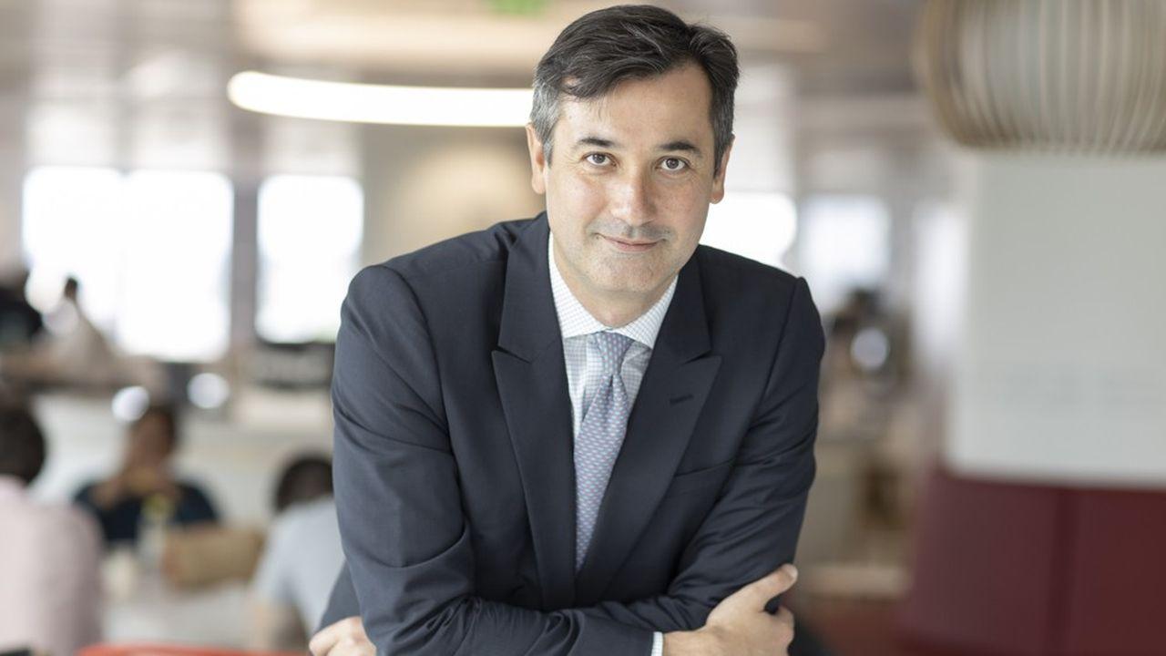 Gilles Moëc est le chef économiste d'AXA IM.