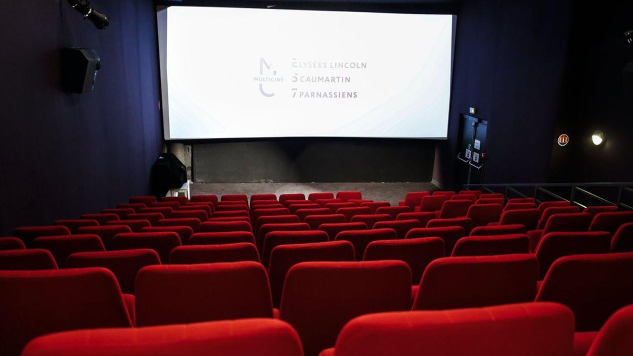Les cinémas ont pu rouvrir le 22juin 2020, mais les spectateurs ne se précipitent pas.