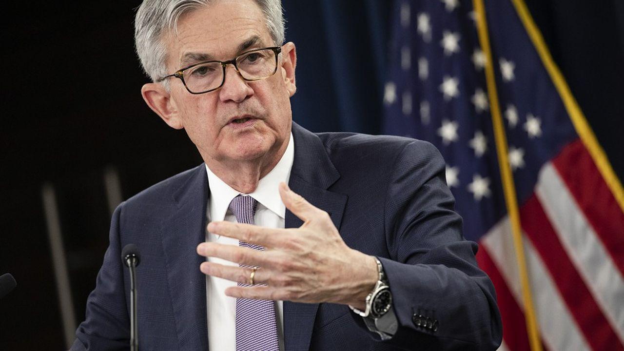 Peu inquiet sur l'inflation - «fondamentalement, il s'agit d'un choc désinflationniste» -, Jerome Powell, le patron de la Réserve fédérale américaine, l'est bien davantage pour l'emploi, après avoir vu s'évanouir «le meilleur marché du travail de ces 15 dernières années».