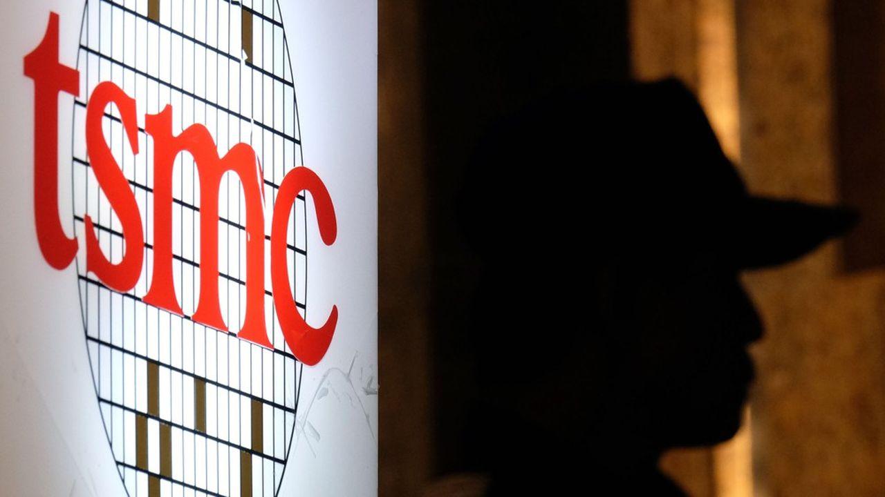 TSMC est aujourd'hui la première valeur boursière en Asie.