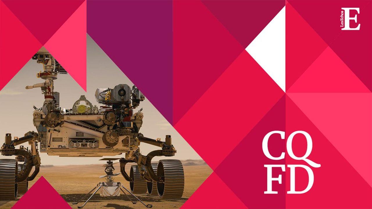 Le rover Perseverance porte deux fois plus d'appareils que son prédécesseur Curiosity et a pour tâche de sélectionner des échantillons de terre à encapsuler pour leur future analyse après un vol de retour sur terre.