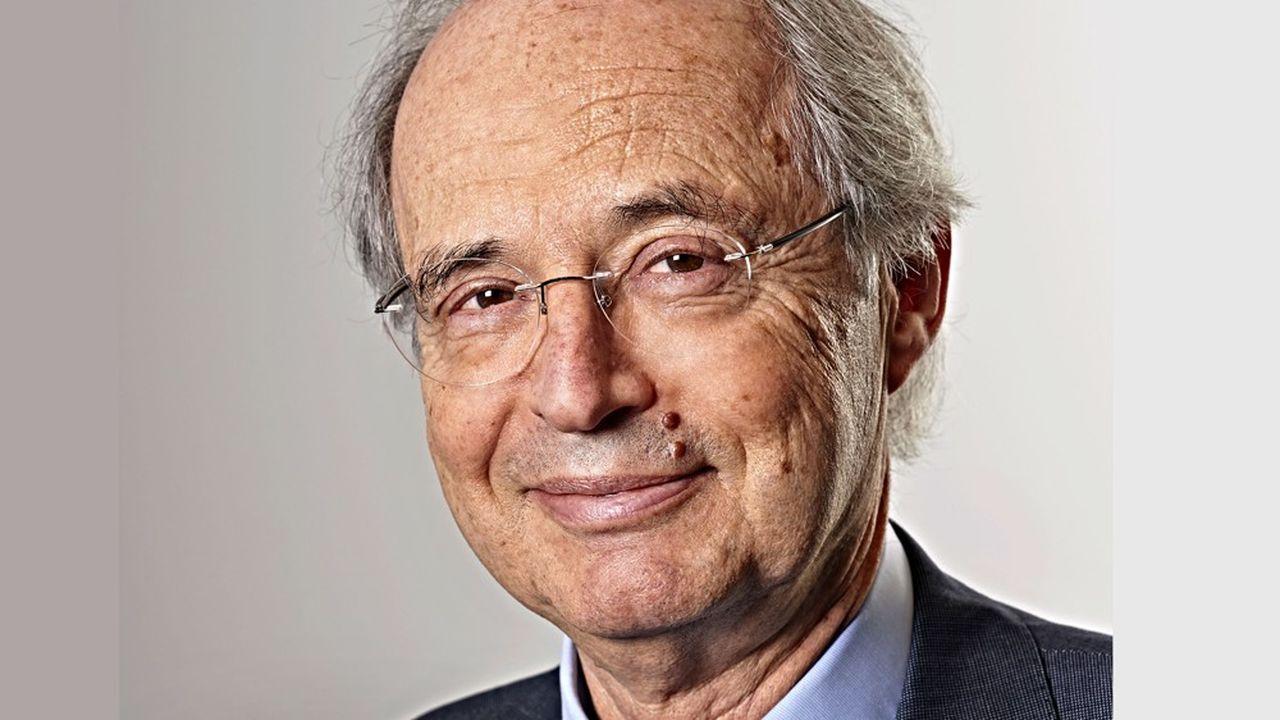 Anton Brender, chef économiste de Candriam