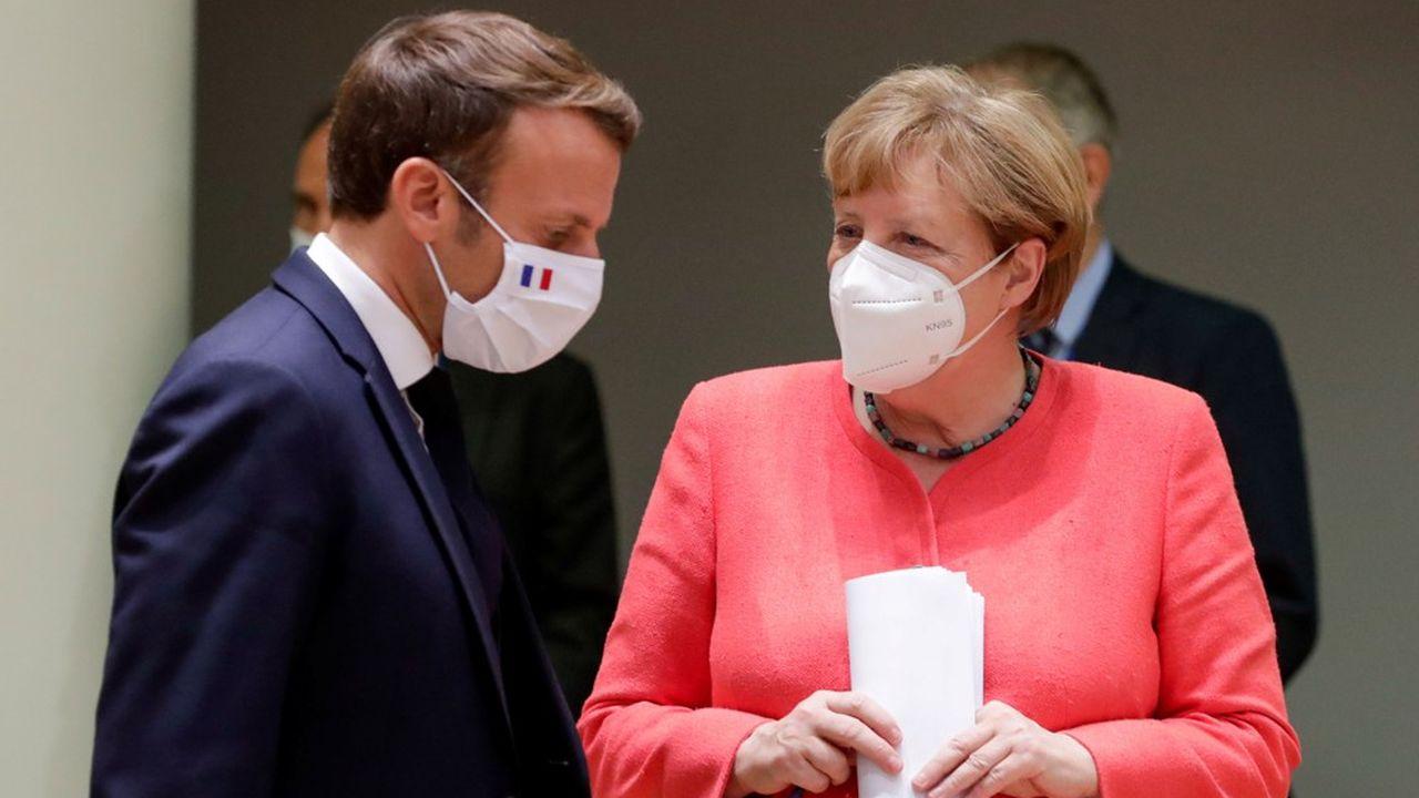 L'euro bénéficie d'un formidable retour en grâce depuis l'annonce d'un plan de relance européen par Angela Merkel et Emmanuel Macron le 18mai.