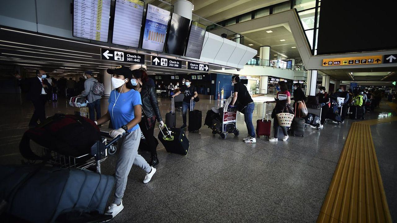 Certains pays européens ont choisi de n'accueillir aucun touriste en provenance de pays extérieur à l'UE.