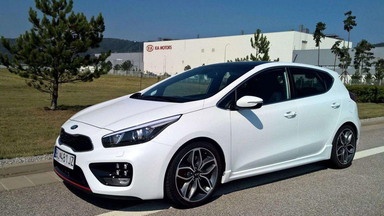 La moitié des modèles Kia vendus en France sont fabriqués dans l'usine slovaque de Zilina, le reste est importé de Corée du Sud.
