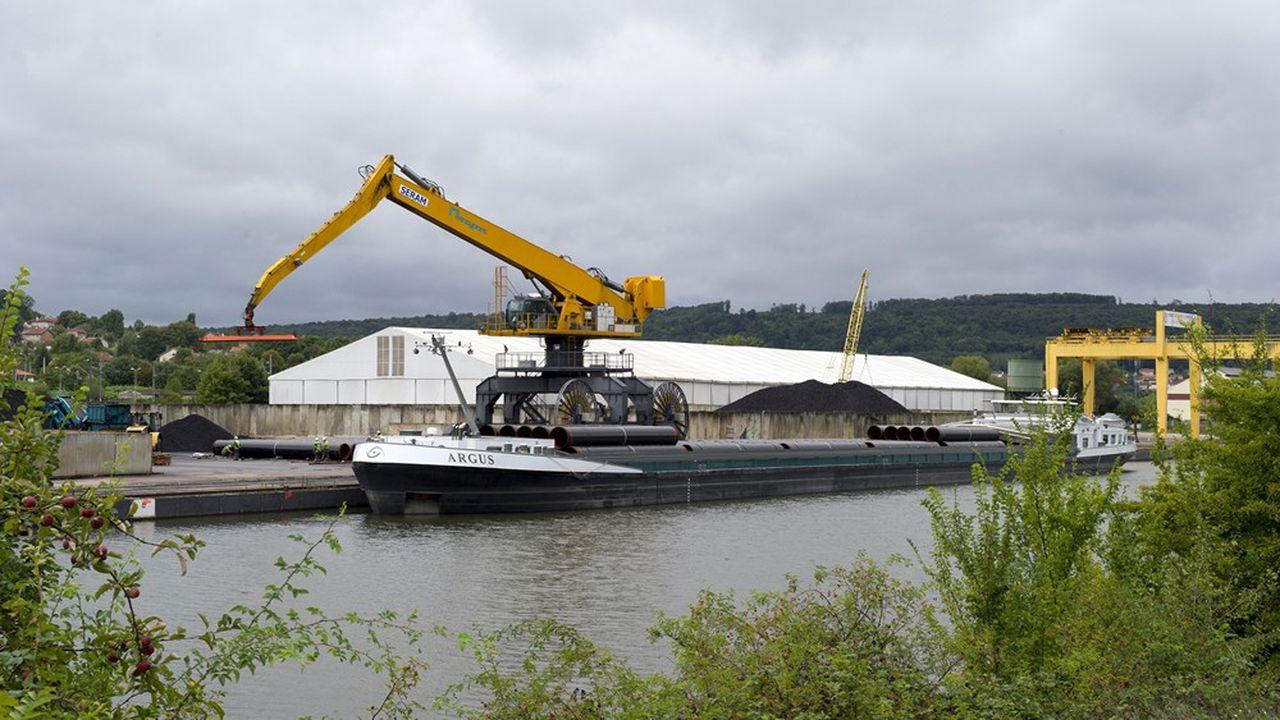 La nouvelle donne devrait faire revenir au long de la Moselle des logisticiens qui s'en étaient détournés.